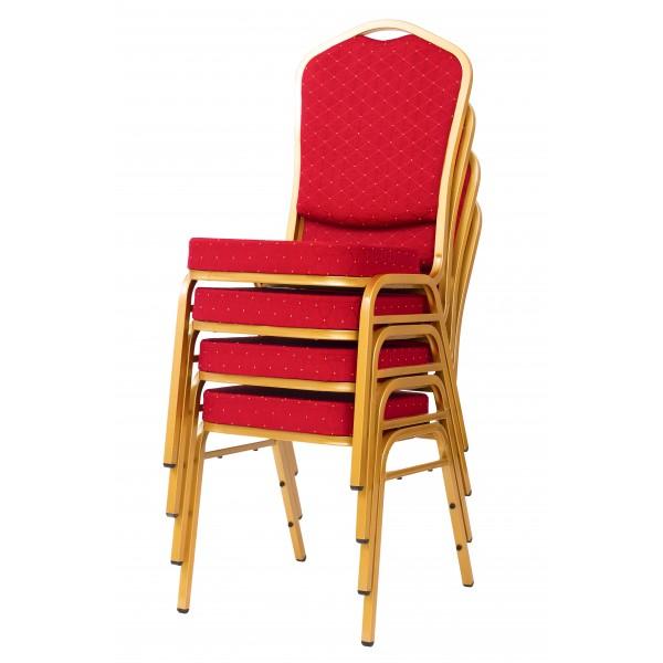 Standartinės banketinės kėdės
