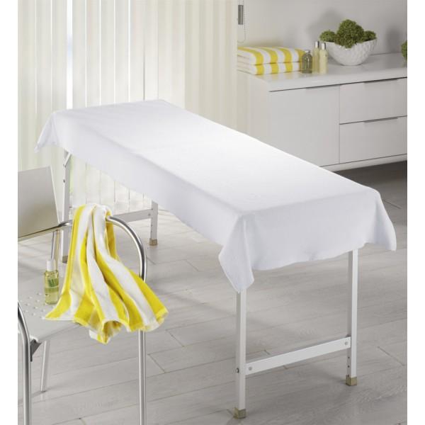 Užklotai masažo stalams