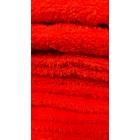 Rankšluostis 380 gr/m2 50x100 cm raudonas
