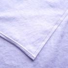 Frotinis rankšluostis apaustais kraštais 450 gsm 50*100 cm